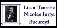 """Liceul Teoretic """"Nicolae Iorga"""""""